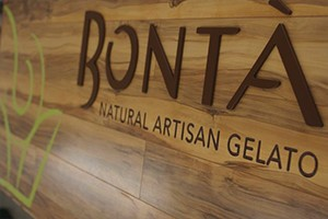 Bonta Natural Artisan Gelato - Cart in Production, Bend, Oregon